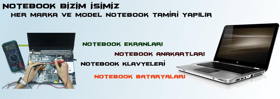 notebook servis